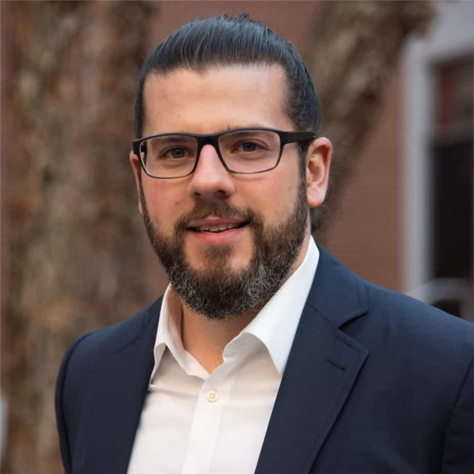 Dominik May, Ph.D.