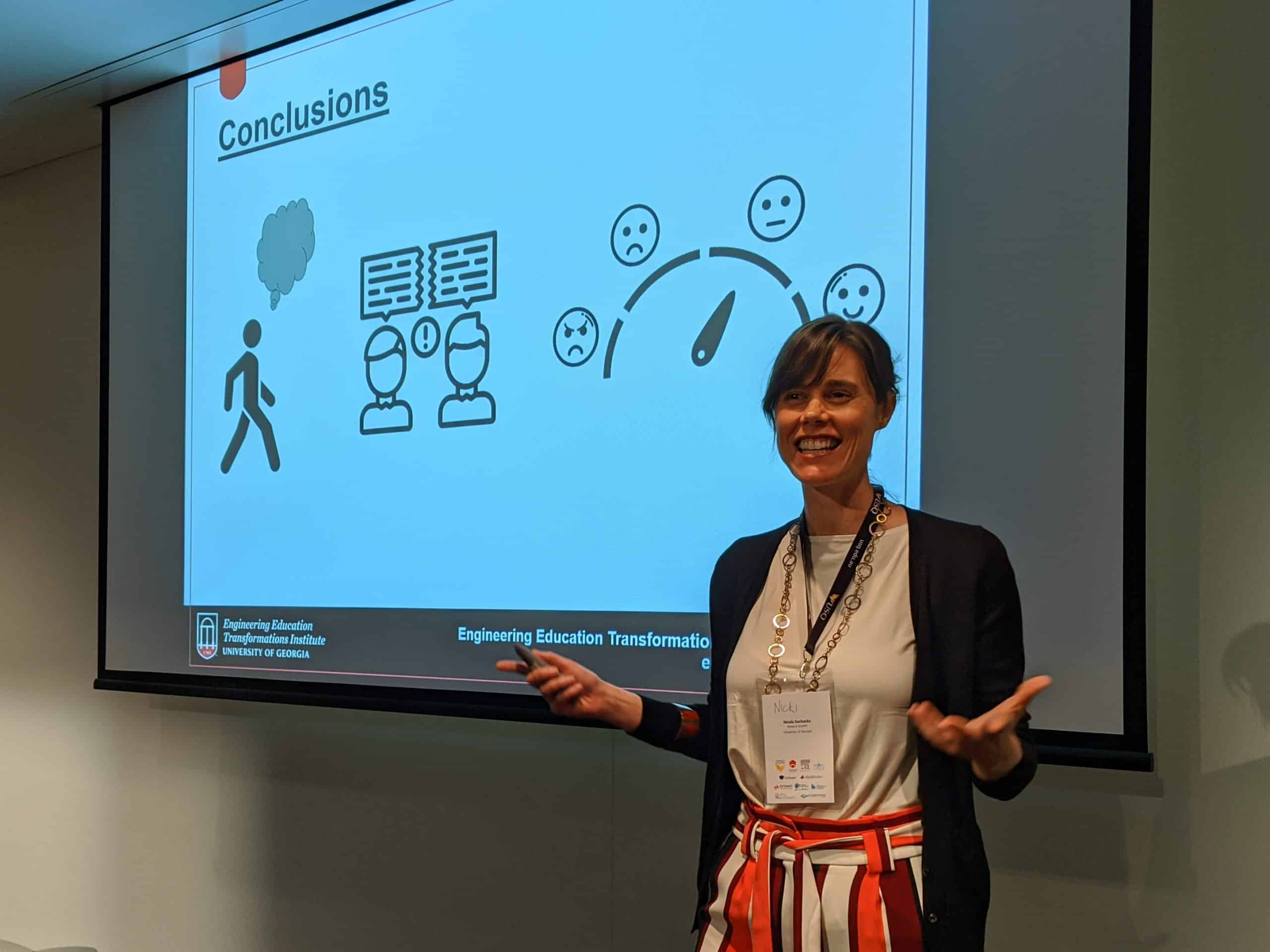 EETI wins best overall paper award at the 2019 Australasian Association for Engineering Education Conference