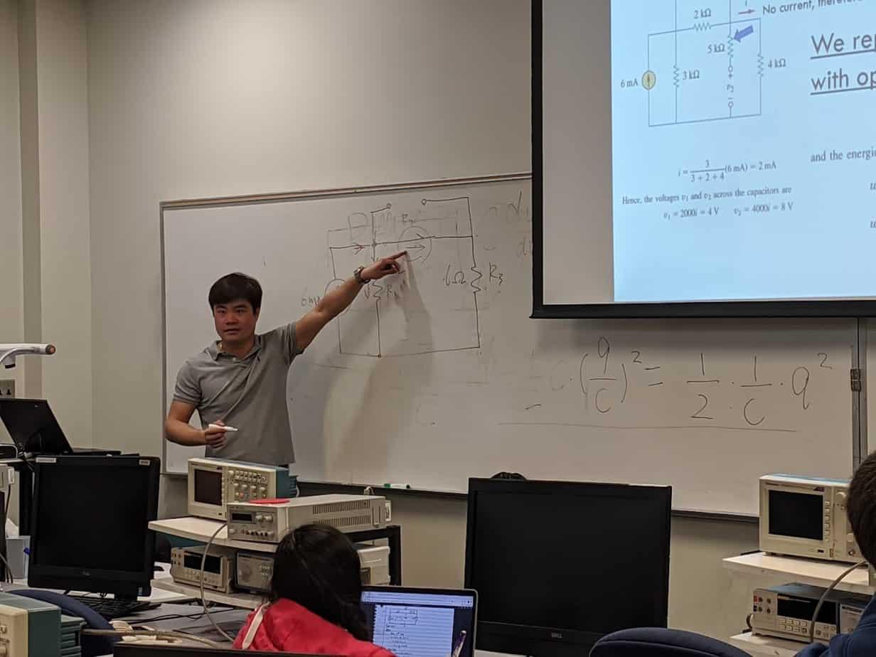 Dean's Engineering Education Fellowship